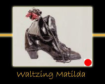 waltzing matilda steel sculpture by canadian sculptor hilary clark cole